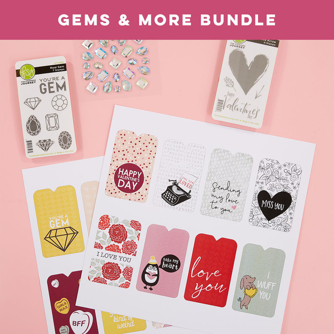 Gems & More Follow Your Heart Bundle