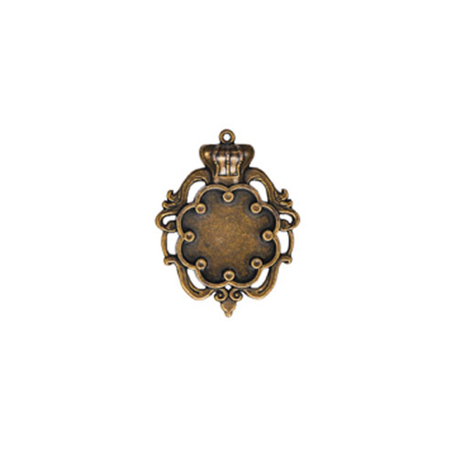 A Gilded Life Crown Bezel - Small - Bronze