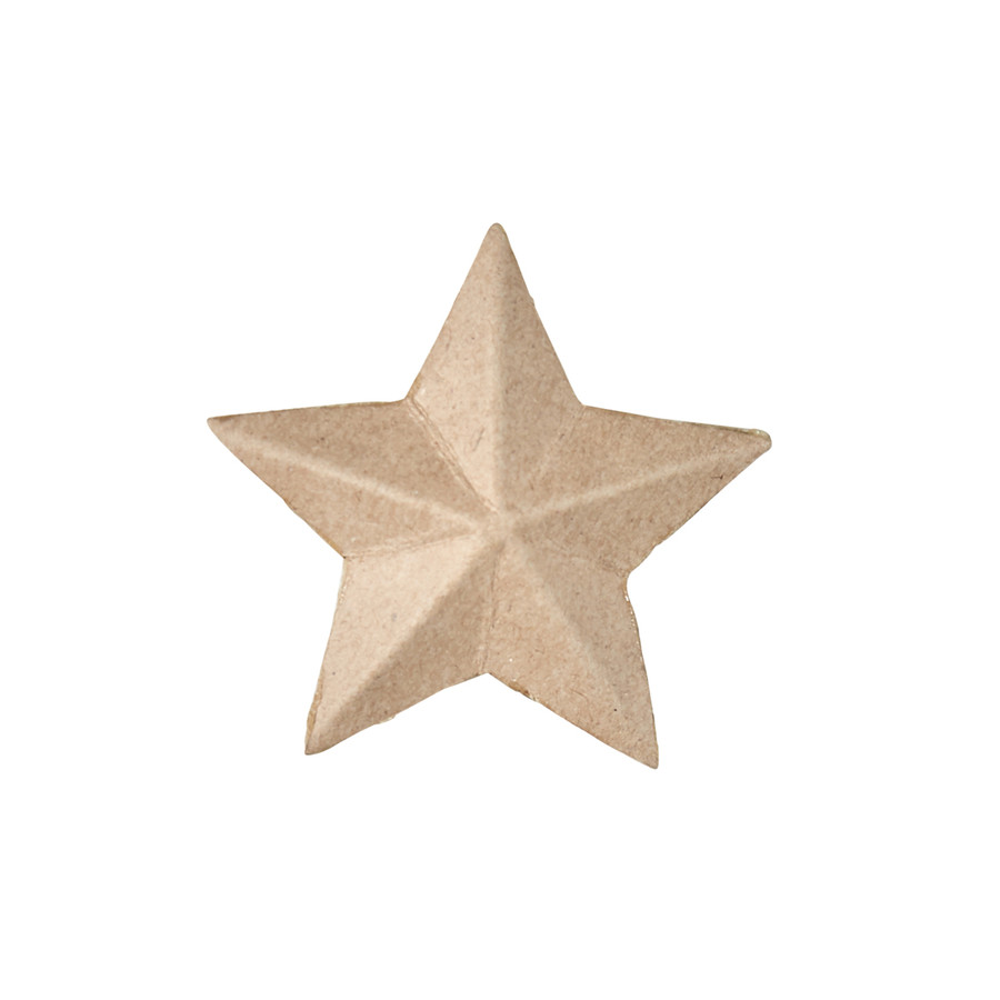 Animated Stars Paperboard Dimensional Stars