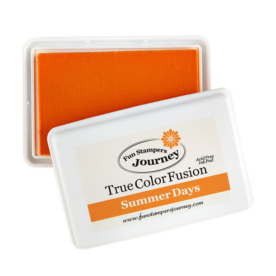 Summer Days True Color Fusion Ink Pad