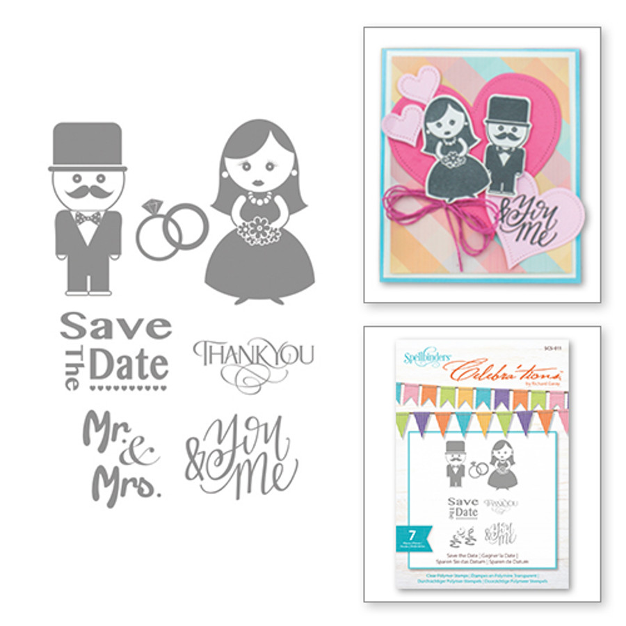 scs 011 celebrations save the date stamps