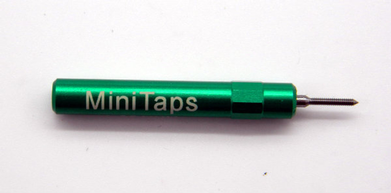"0000-160 2B Plug Gage UNS stands for (American) ""National Standard"" miniature Thread series. This gage is one piece handle containing ""Go"" Precision Thread Gage made of High Speed Steel then hardened. Standard fit is 2B  Picture is representative of this gage.  Brand is;"" MiniTaps"" made specifically for us in Switzerland.  Long form cert included in price."