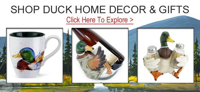 Shop goose gifts and decor.