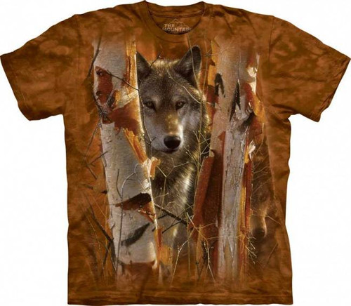 The Guardian Wolf T Shirt