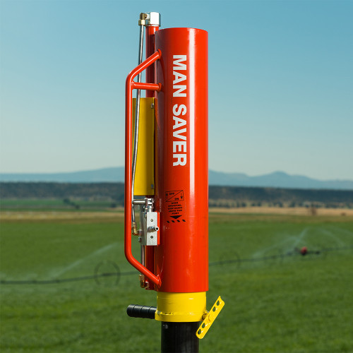 "99E-W Post Driver 3 -1/2"" Outside Diameter Recommended For Highway Guide Post, Drill Stem"