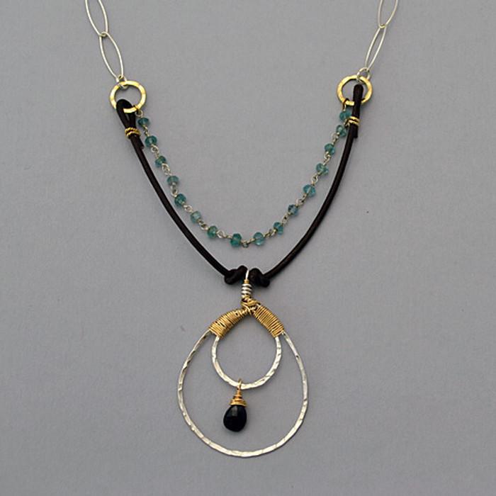Drop of Brilliance Necklace