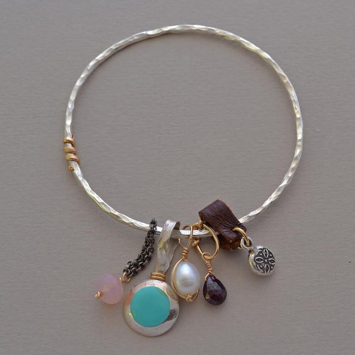 Parading Jewels Charm Bracelet