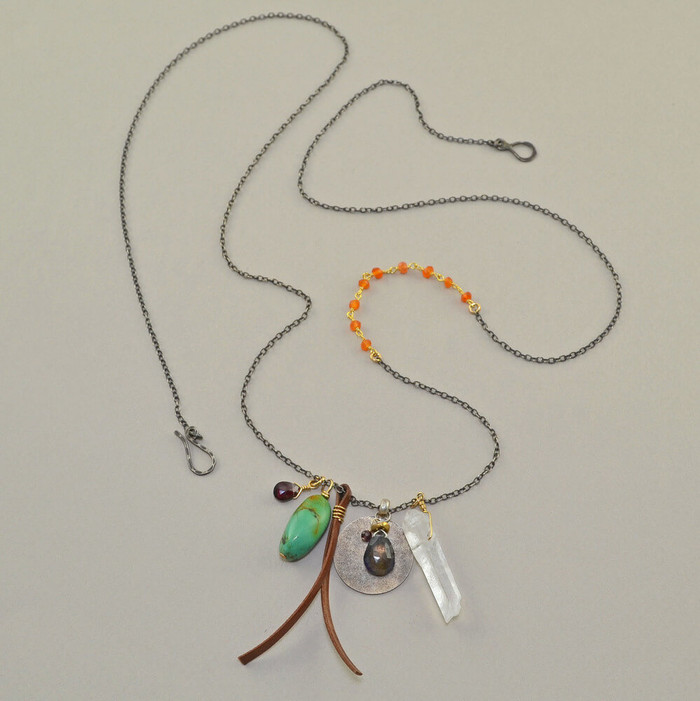 lightweight and comfortable unique necklaces: view 1