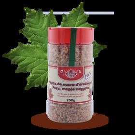 100% pure Maple Sugar Nuggets 8.8oz / 250g
