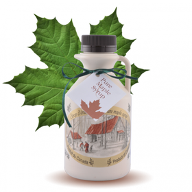 Organic Grade B Maple Syrup Quart