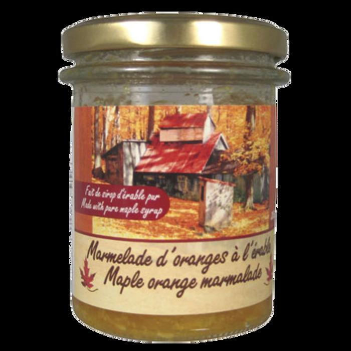 Maple Oranges Marmalade