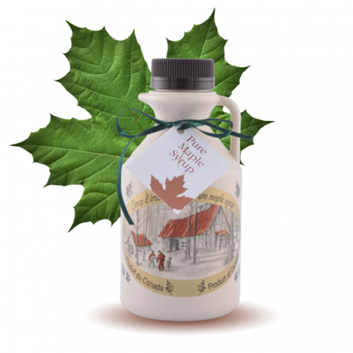 Organic Grade B Maple Syrup Gallon