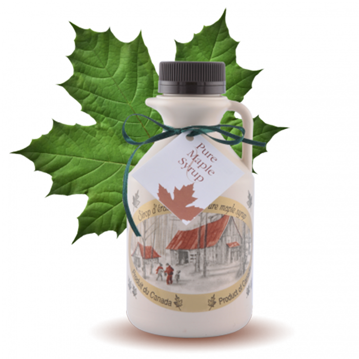 Grade B Maple Syrup Quart