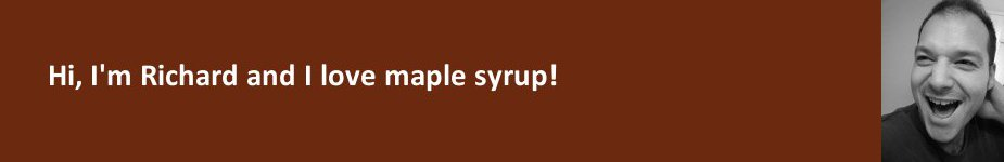 MapleSyrupWorld About Us