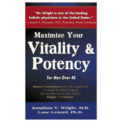 Maximize Your Vitality