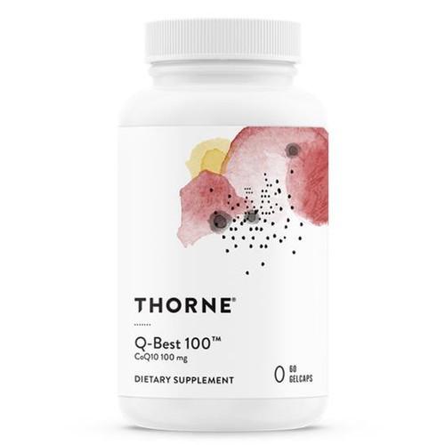 Q-Best CoQ10 100 mg 60 caps
