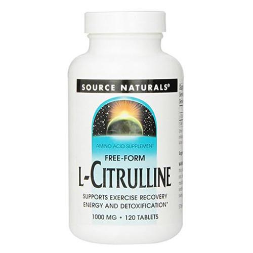L-Citrulline 1000 mg 120 tabs