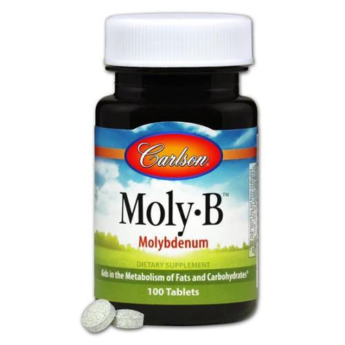 Moly-B Molybdenum 100 tabs