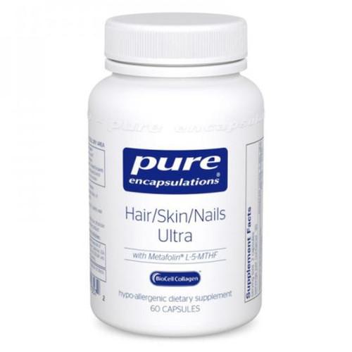 Hair Skin Nails Ultra 60 caps
