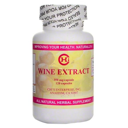Wine Extract 350 mg 120 caps