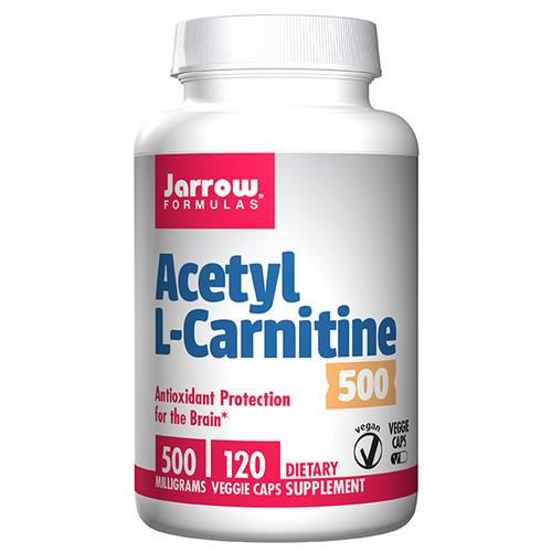 Acetyl L-Carnitine 500 mg 120 caps