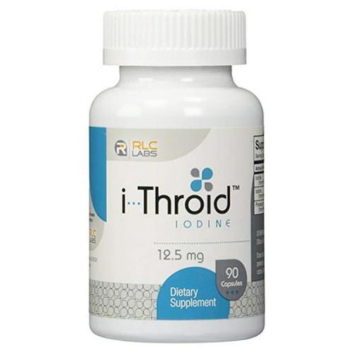 I-Throid 12.5 mg 90 caps