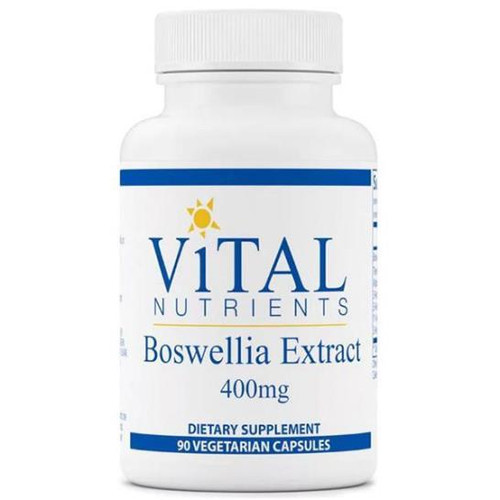 Boswellia Ext 400 mg 90 caps