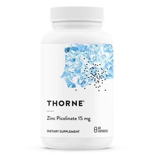 Zinc Picolinate 15 mg 60's
