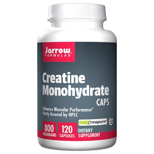 Creatine Monohydrate 800 mg 120 caps