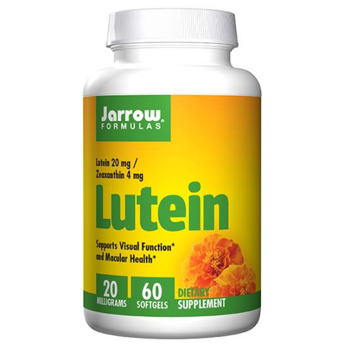 Lutein 20 mg 60 caps