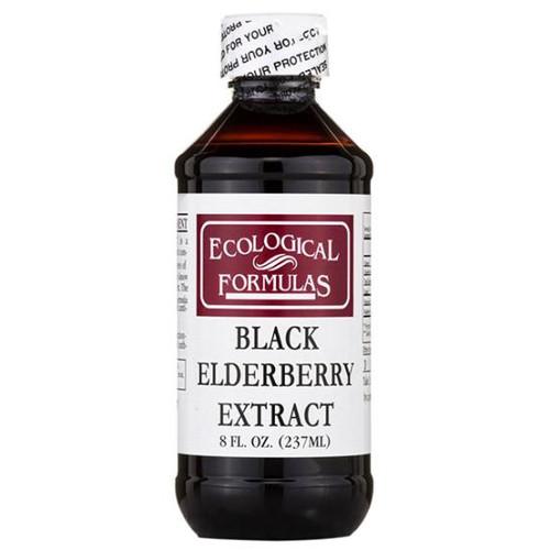Black Elderberry Extract 8 oz