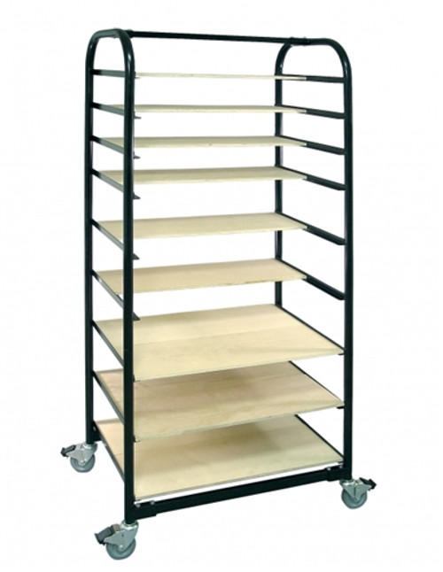 Brent Ware Cart EX with plastic cover