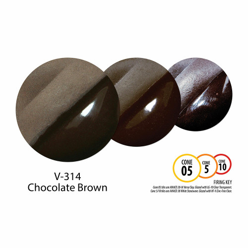 V-314 Chocolate Brown