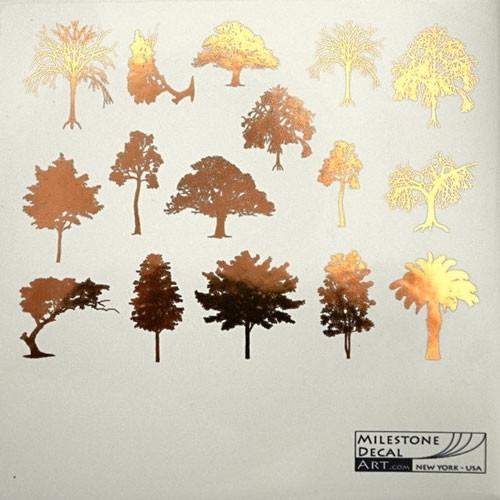 Trees - Copper