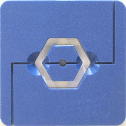 """2"""" Hollow Hexagon - 926D"""