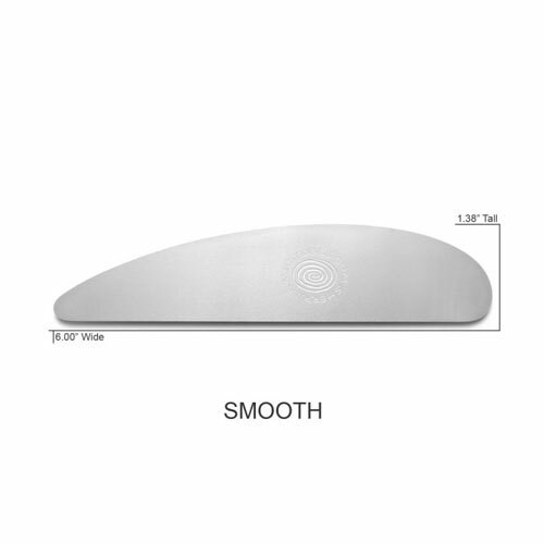 Long Scraper Rib - Smooth