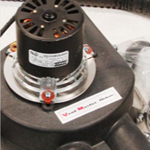 Controller Integrated Orton Vent Master for Cone Art Kilns