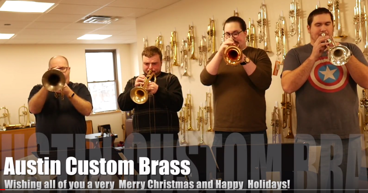 Merry ACB-MAS  from  the staff at ACB (see video)