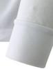 turtleneck white-sleeve detail
