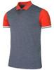 Raglan Short Sleeve Dri Fit Spandex Polo Shirt-Unisex