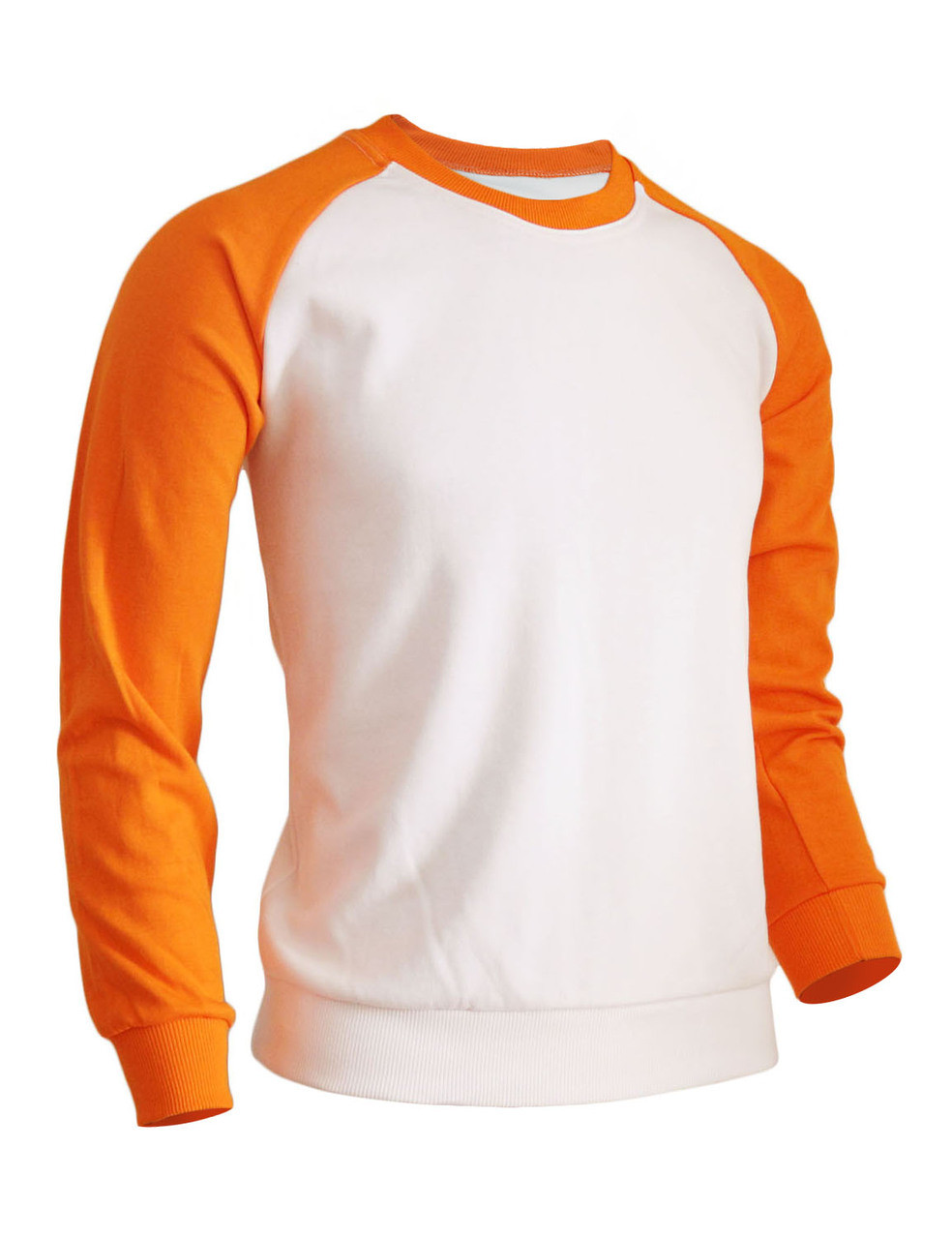 Bcpolo men 39 s casual raglan 2 tone color t shirt sportswear for Mens colored t shirts