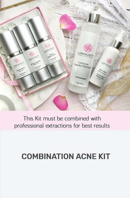 Combination Acne Kit