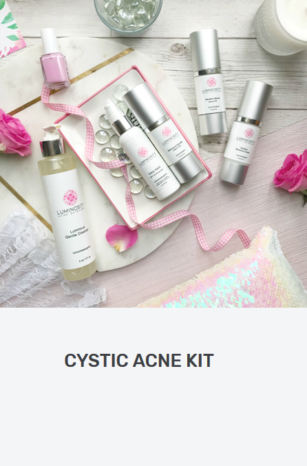 Cystic Acne Kit