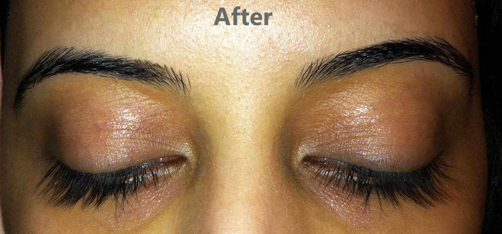 Facial & Eyebrow Threading- Beautiful brows at Silk & Stone!