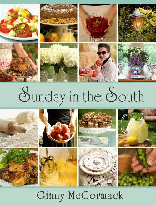 """""""Sunday in the South"""" Cookbook (Case of 12)"""