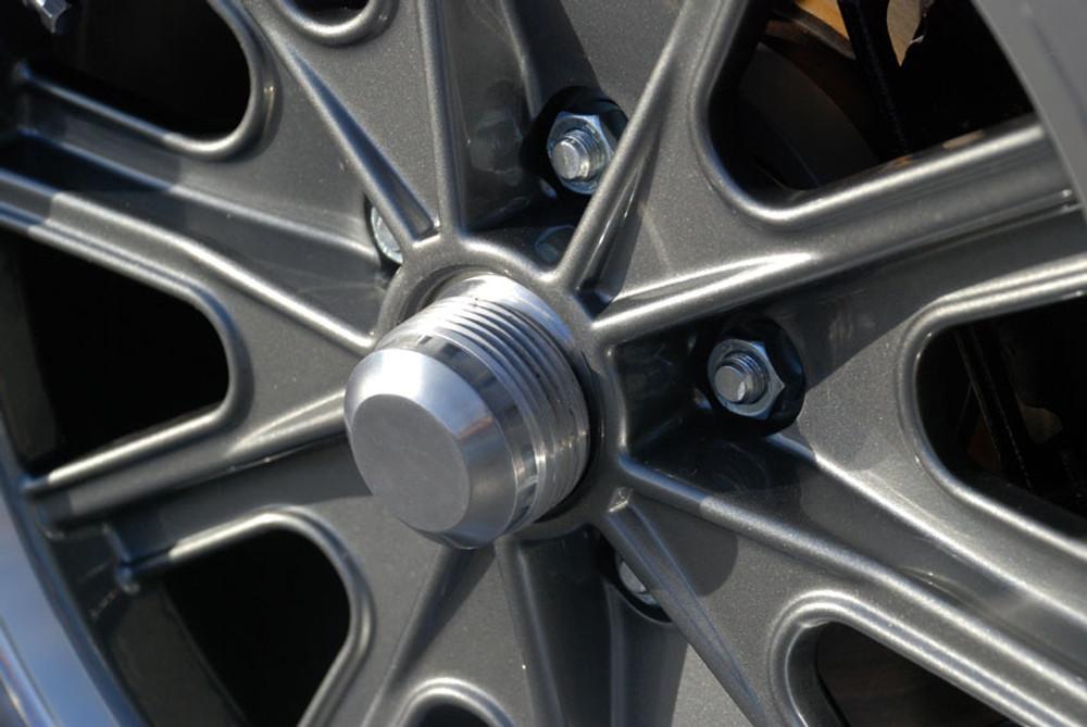 """#14862 - 17"""" x 9"""" Vintage Halibrand Replica Wheels"""