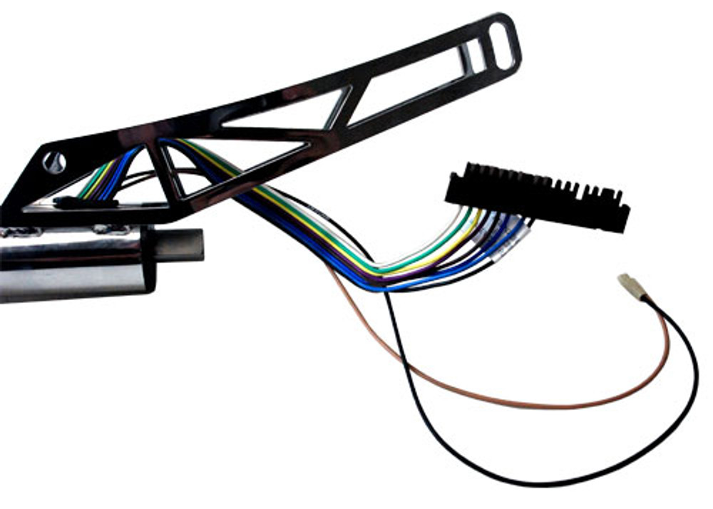 #33721 - Chrome Tilt Steering Column