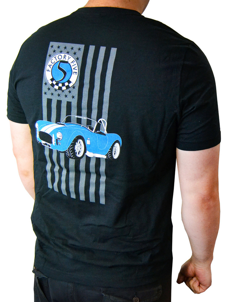 #16449 - Factory Five Mk4 Roadster T-Shirt