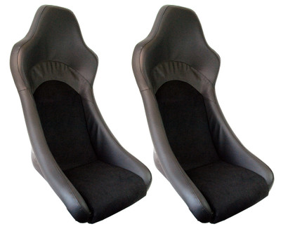 #26131 - Black GTM Seats