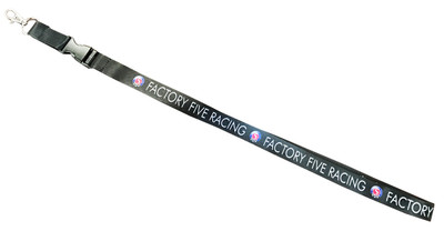 #15801 - Factory Five Lanyard